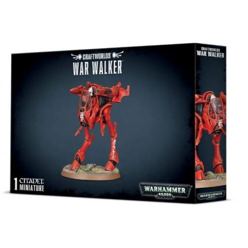 Craftworlds War Walker Box Cover