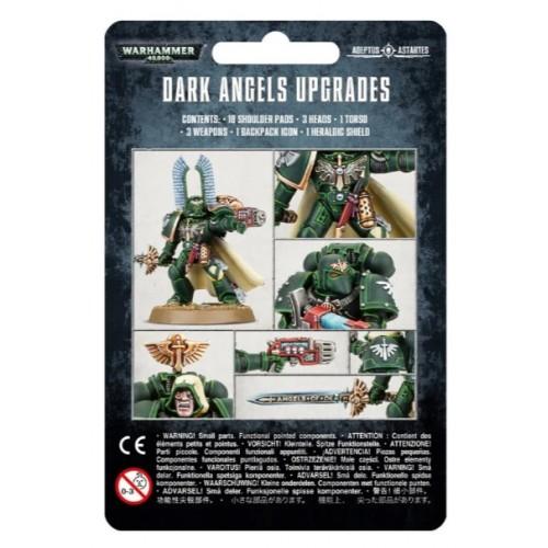 Dark Angels Upgrade Pack Blister Cover