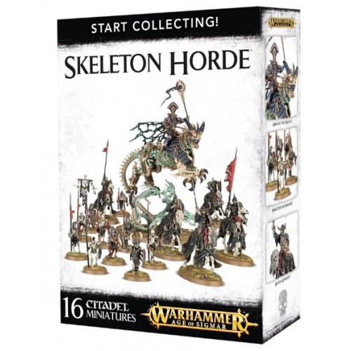 Start Collecting! Skeleton Horde Box Cover