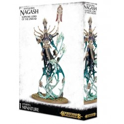 Nagash, Supreme Lord of the Undead Box Cover