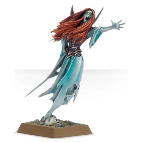 Vampire Counts: Tomb Banshee Side View