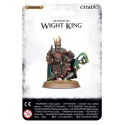 Deathrattle Wight King with Baleful Tomb Blade Blister Cover
