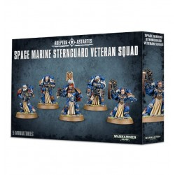 Sternguard Veteran Squad Box Cover