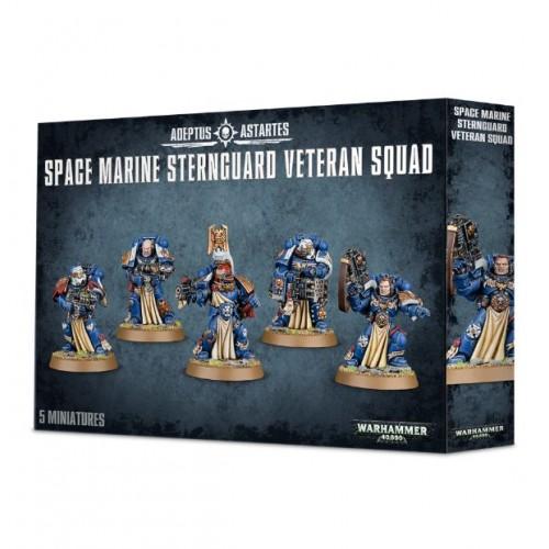 Sternguard Veteran Squad Box Cover