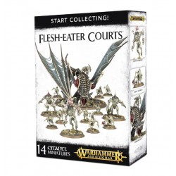 Start Collecting! Flesh-eater Courts Box Cover