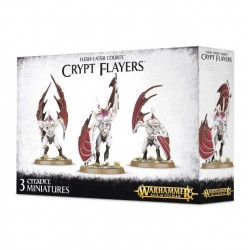 Crypt Flayers /  Crypt Horrors / Vargheists Box Cover