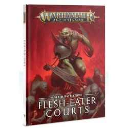 Battletome: Flesh Eater Courts Cover